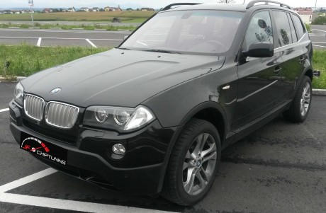 BMW X3 3.0sd 286PS